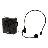 Ahuja NBA-15 portable public address system