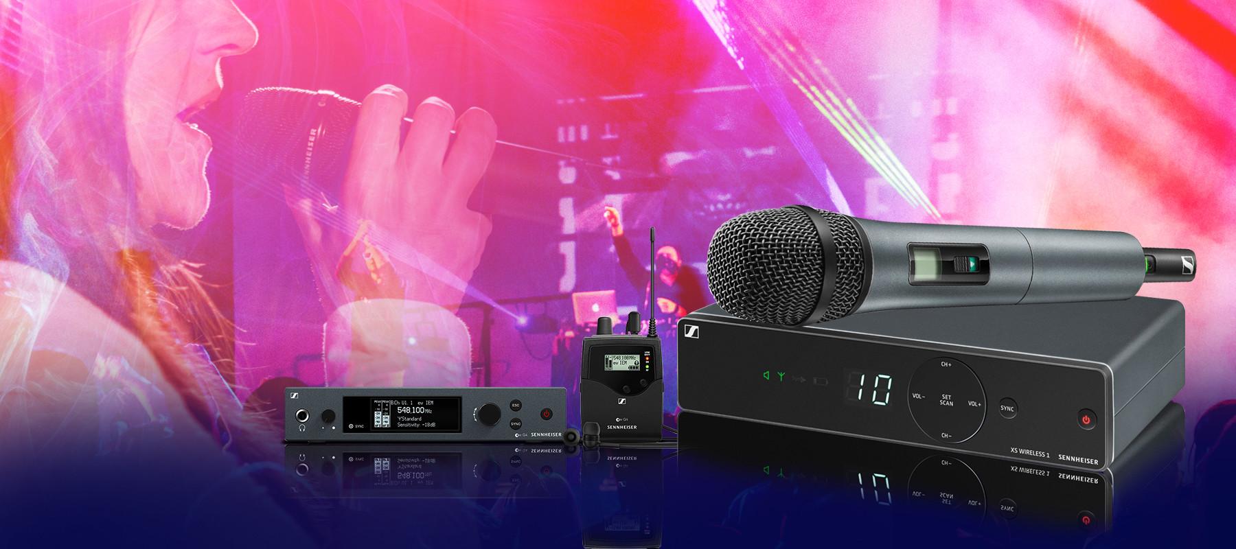 Sennheiser Microphones Nigeria